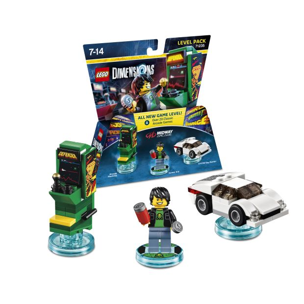 lego dimensions midway arcade packshot