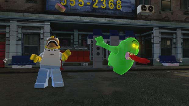 lego dimensions simpson screen 2