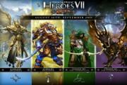 might & magic heroes vii beta logo
