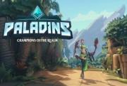 paladins preview gamescom logo