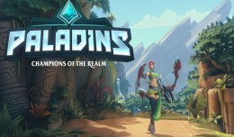 paladins preview gamescom logo