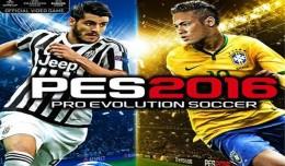 pes 2016 cover logo