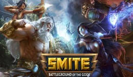 smite xbox one launch logo