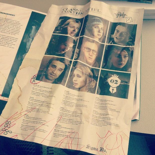 until dawn preview event press kit 3