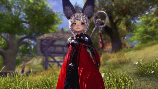 Blade & Soul closed beta screen 2