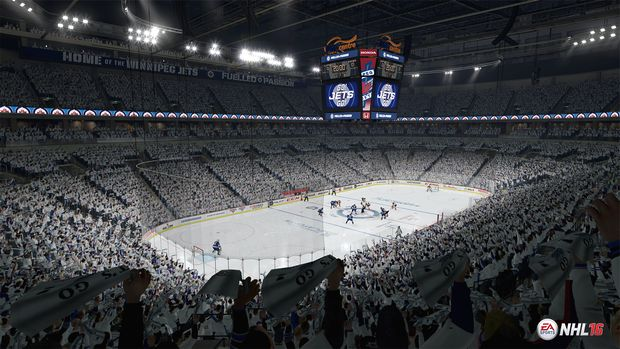EA sport nhl 16 screen 2
