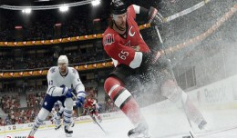 EA sport nhl 16 screen logo