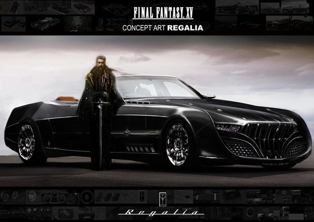 Final Fantasy XV Screen 8