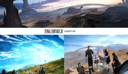 Final Fantasy XV Screen logo