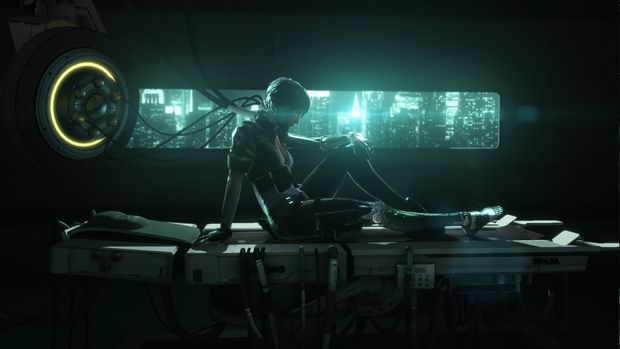 Ghost in the Shell Stand Alone Complex First Assault Screen 1