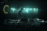 Ghost in the Shell Stand Alone Complex First Assault Screen logo 1