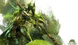 Guild Wars 2 Druid Artwork Logo
