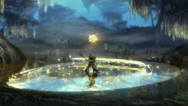 Guild Wars 2 Heart of Thorns Launch Screen 3