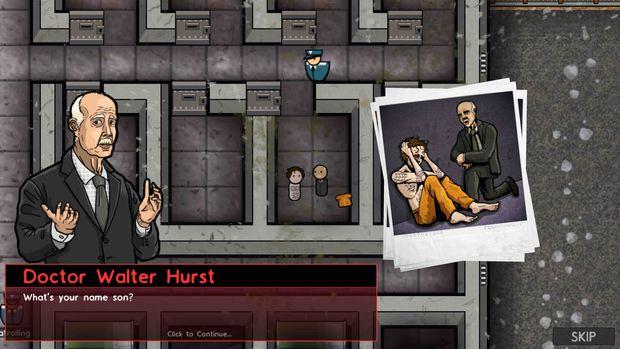 Prison architect screen 1