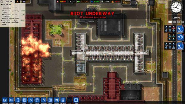 Prison architect screen 2