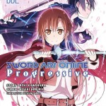 Sword art online progressive tome 2 cover