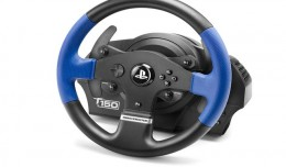 T150 force feedback thrustmaster