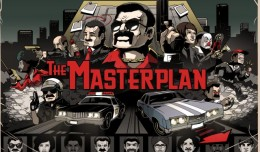 The Masterplan Review Test N-Gamz Screen logo