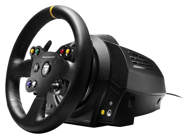 Thrustmaster XRWLeatherEdition screen 1