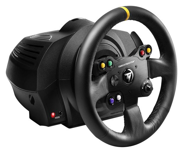 Thrustmaster XRWLeatherEdition screen 2