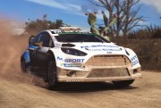 WRC 5 Rallye Launch Screen logo