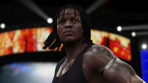 WWE 2K16 roster screen 6