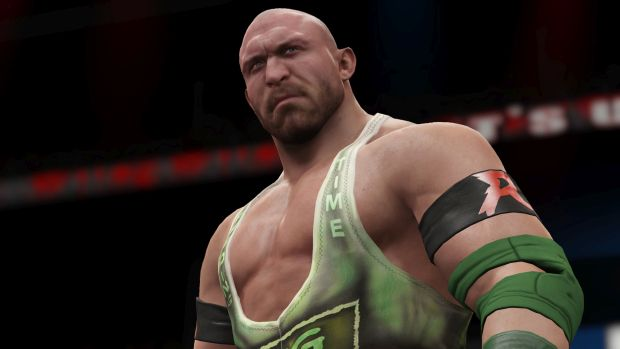 WWE 2K16 roster screen 7