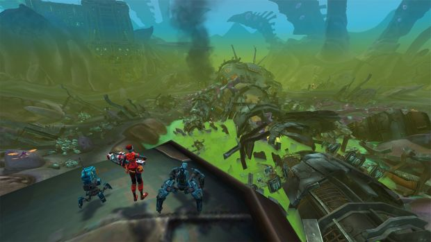 Wildstar Reloaded Free to Play Screen 10