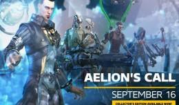 aelion's call skyforge logo