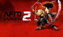 afro samurai 2 kuma revenge launch logo