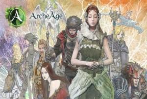 archeage review logo