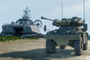 armored warfare FV721 Fox logo