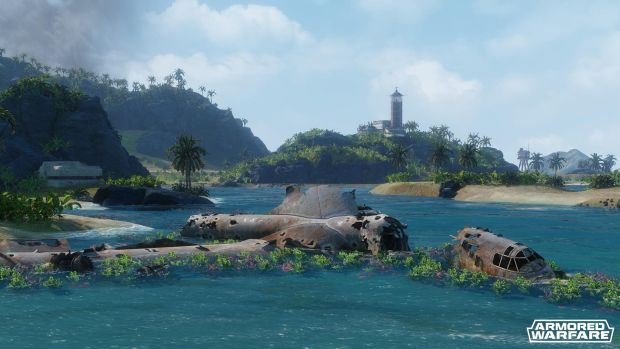 armored warfare lost island screen 2