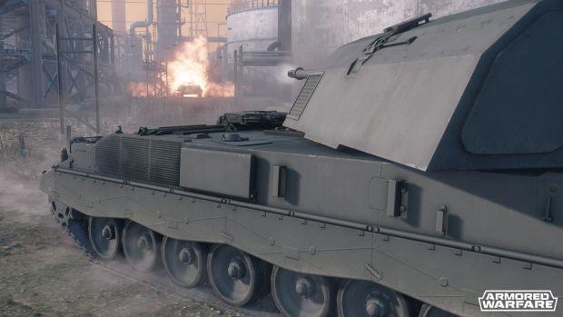 armored warfare public stress test screen 1