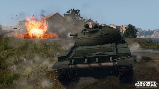 armored warfare public stress test screen 3