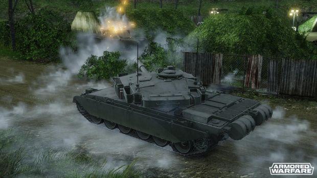 armored warfare public stress test screen 4