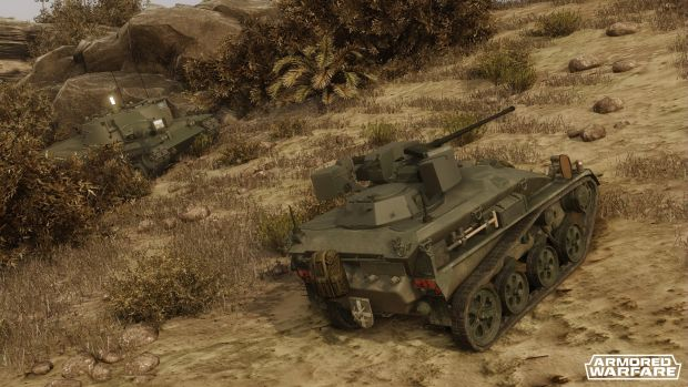 armored warfare public stress test screen 5