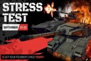 armored warfare public stress test screen logo