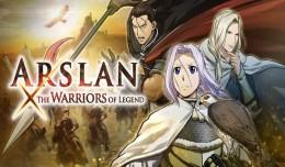 arslan the warriors of legend logo