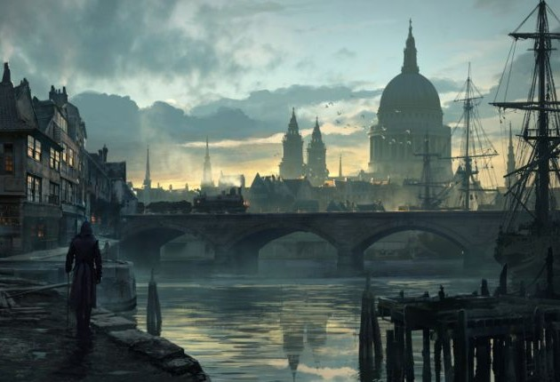 assassin's creed syndicate londres logo