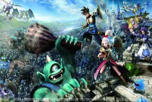 dragon quest heroes le crépuscule de l'arbre monde logo