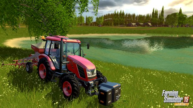 farming simulator 15 gold edition screen 1