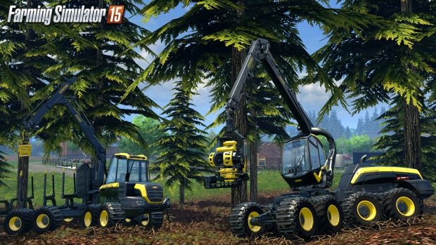 farming simulator 15 gold edition screen 3