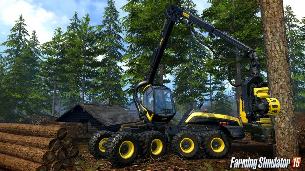 farming simulator 15 gold edition screen 5