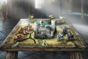 guerre tribale castle assault