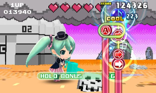 hastune miku project mirai dx screen 5