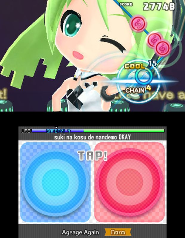 hastune miku project mirai dx screen 6