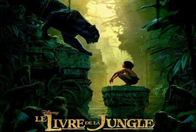 le livre de la jungle le film s offre une nouvelle bande annonce pique vid o n. Black Bedroom Furniture Sets. Home Design Ideas