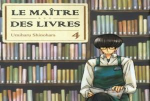le maitre des livres tome 4 komikku critique cover
