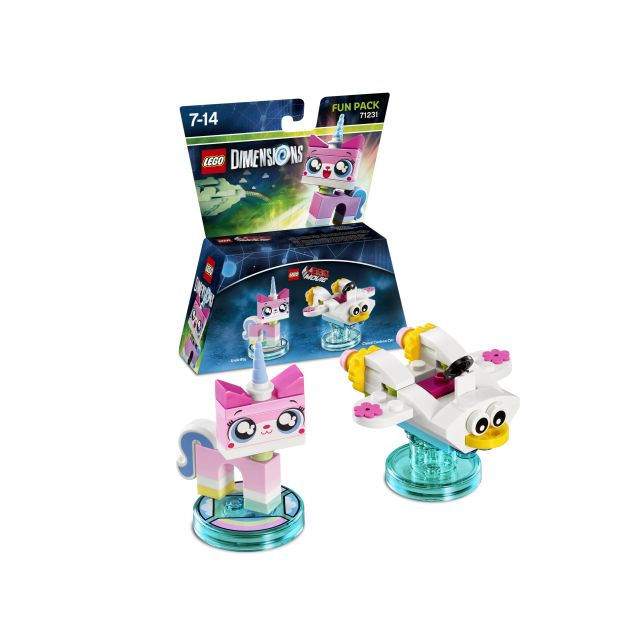 lego dimension unikitty pack